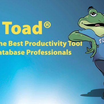 Proaktivno upravljanje podatkov z inovativnim orodjem TOAD