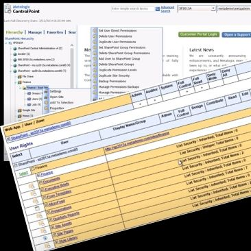 Metalogix ControlPointzaščiti vaše SharePoint okolje pred grožnjami
