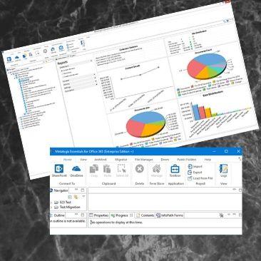 Metalogix Essentials rešitev za migracijo, upravljanje in varovanje vaših dokumentov