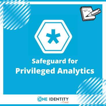 Prepoznavanje nevsakdanjega vzorca aktivnosti uporabnika s Safeguard for Privileged Analytics
